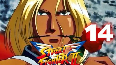 Street Fighter II V - CAP.14. El príncipe sanguinario