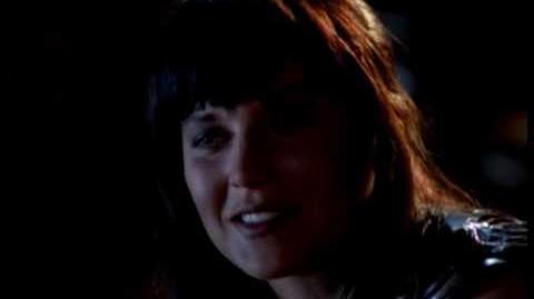 """XENA""""Aún en la muerte Gabrielle, jamás te abandonaré"""