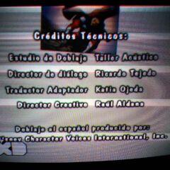 <i>Créditos de la TV (3)</i>