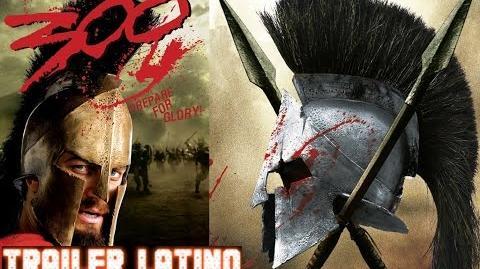 300 (2006) Tráiler 2 Doblado al Español Latino -HD-