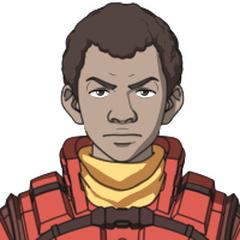 Pyunma / Cyborg 008 en <a href=