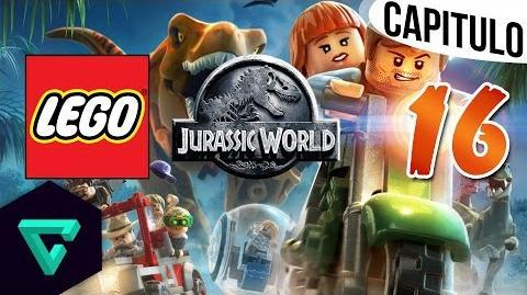 LEGO Jurassic World Ep