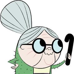 Madame Foster en <a href=