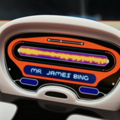 Sr. James Bing en <a href=