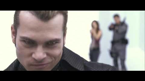 Resident Evil 4 La Resurreccion Pelea contra Albert Wesker (Audio Latino Original) Full HD 1080p