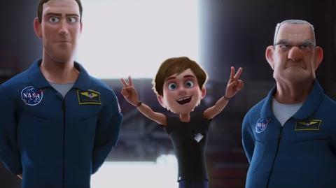 Una Familia Espacial Trailer Paramount Pictures México Doblado al español-0