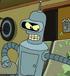 Bender en la bestia con billones de brazos