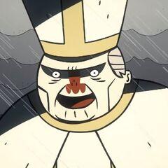 El Papa en <a href=