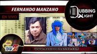 Fernando Manzano habla del videojuego de Caballeros del Zodiaco - Dubbing Night