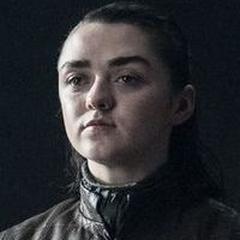 Arya Stark en <a href=