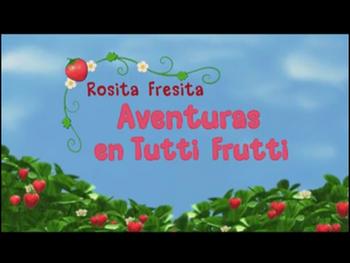 Versión Rosita Fresita