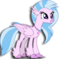 Silverstream as Hippogriff