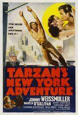 Tarzán en Nueva York