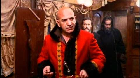 Alejandro Abdalah - Telly Savalas - Horror Express (audio latino)