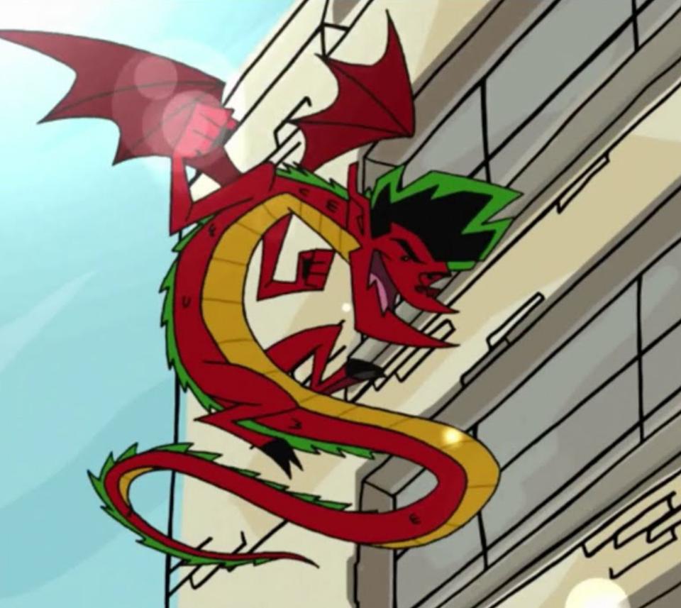 American Dragon Haley Porn jake long: el dragón occidental | doblaje wiki | fandom
