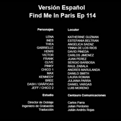 Episodio 14 - Temporada 1