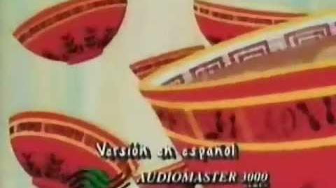 Ending Latino Ranma ½ Audiomaster 3000 Original (TV Rip)