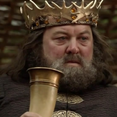 Rey Robert Baratheon en <a href=