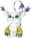 Gatomon Render