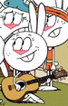 Guitarist Rabbit