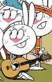 Guitarist Rabbit
