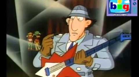 Inspector gadget 1x11,estrella de rock,latino