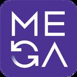 Logo de Megavisión (2013-2015)