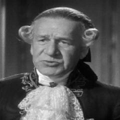 Conde de Mercey (Henry Stephenson) en <a href=