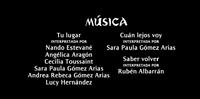 Moana- Un mar de aventuras Doblaje Latino Creditos 4