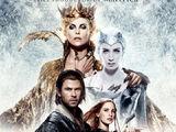 La historia de Blancanieves: El cazador y la reina del hielo