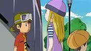 Takuya y sus amigos deciden participar en la carrera de los trailmon
