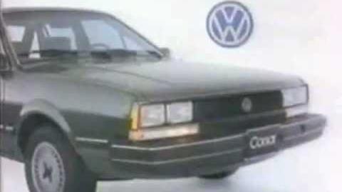 Volkswagen Corsar 1984