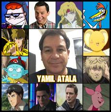 Yamil Atala Doblaje89