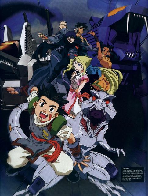 anime Good: Anime Zoid