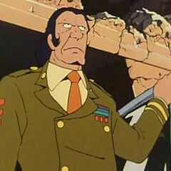 Comandante Arbanus (Kirita) en <a href=