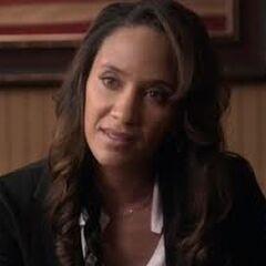 Detective Lorraine Brock en <a href=