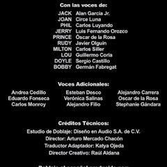 Créditos de Doblaje (4ta Temporada)