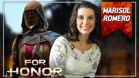 For Honor - Entrevista con Marisol Romero, la voz de Pacificadora