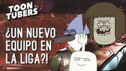 Injustice 2 - ¿Hasta Musculoso está en la Liga? Toontubers Cartoon Network