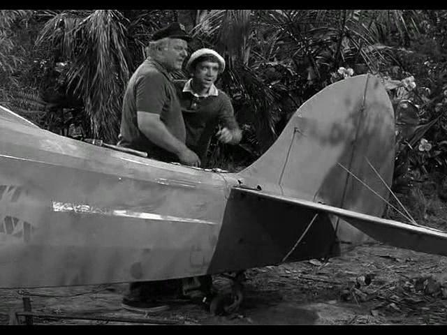 La Isla de Gilligan Latino 1964–( 1967 ) l Ala equivocada