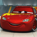 Lightning McQueen Rust-eze Racing Center - C3