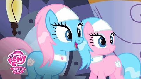MLP Explora Equestria Ponyville