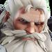 Overwatch 2 Reinhardt Face