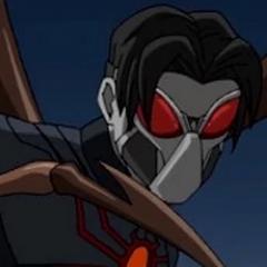 Peter Parker / Lobo Araña también en <a href=