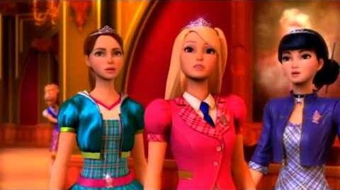 Barbie Escuela De Princesas Audio Latino