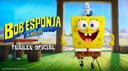 Bob Esponja Al Rescate Teaser Tráiler Oficial Paramount Pictures México