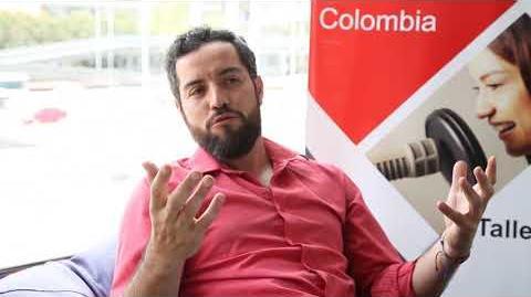 Rodrigo Bustamante - Entrevista