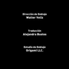 Creditos de doblaje (Episodio 10)