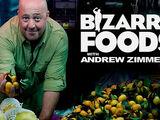 Comidas exóticas con Andrew Zimmern