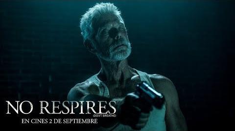 Don't Breathe (2016) NO RESPIRES Trailer Oficial Doblado
